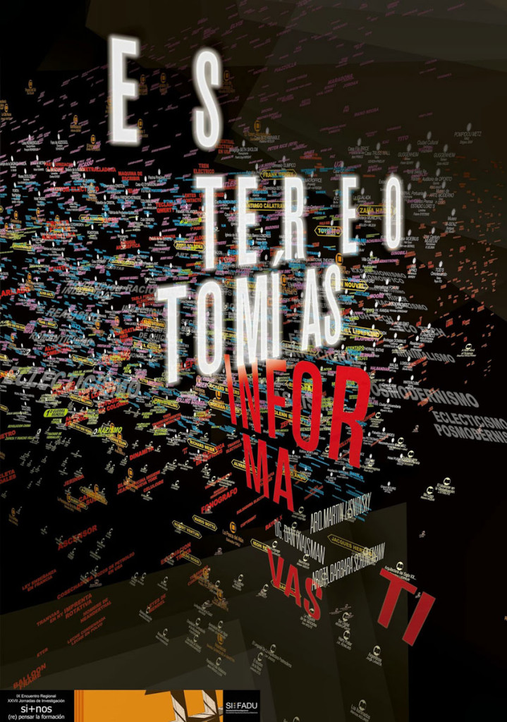lisnovsky-waisman-schunemann-estereotomias-informativas